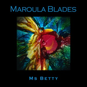 Ms Betty CD Cover