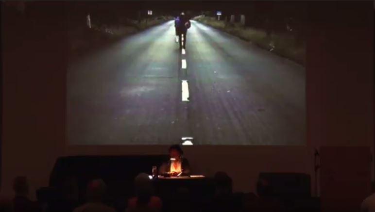 Maroula Blades – 3. Offlyrikfestival 2017, Haus der Universität Düsseldorf